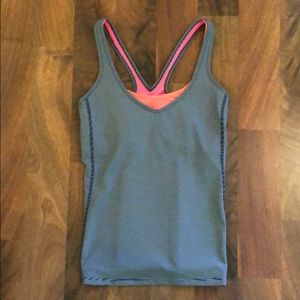 Brand New With Tags Lucy Workout Tank Top